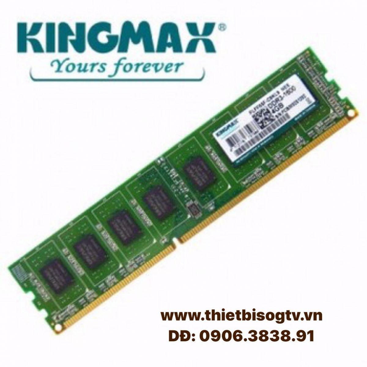 Bộ nhớ DDR3 Kingmax 4GB bus 1600