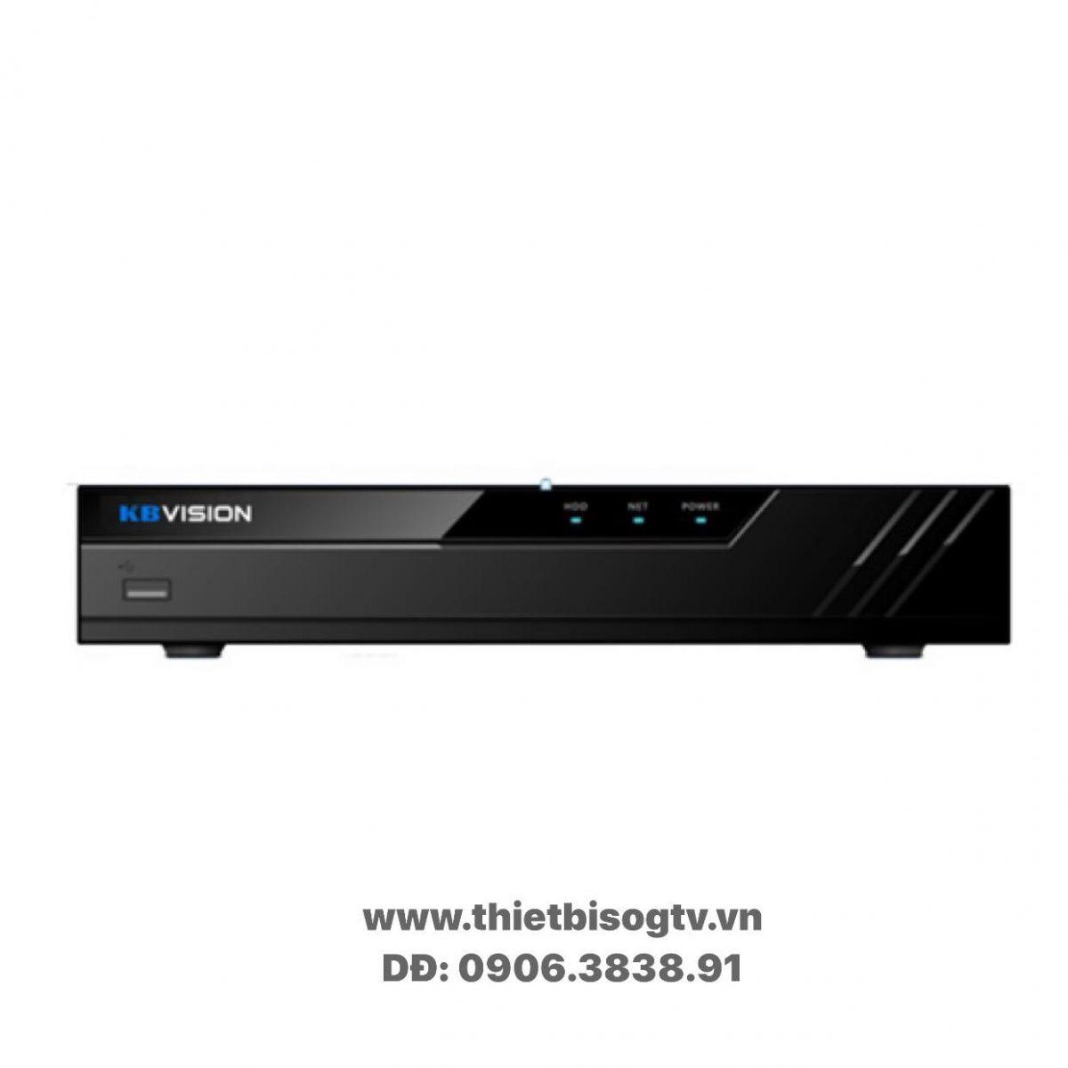 ĐẦU GHI HÌNH 5 IN 1 KBVISION KX-7104SD6