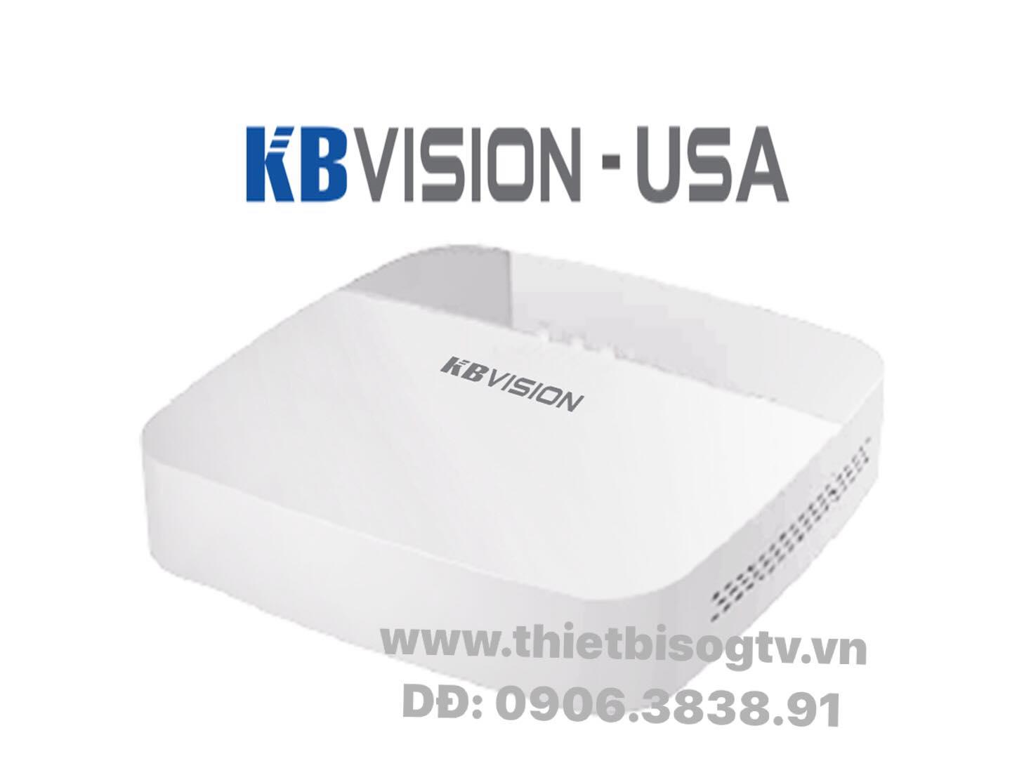 ĐẦU GHI HÌNH 5 IN 1 KBVISION KX-7104TD6