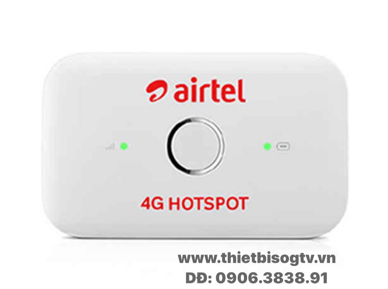 Phát WiFi Di Động Huawei E5573 Airtel