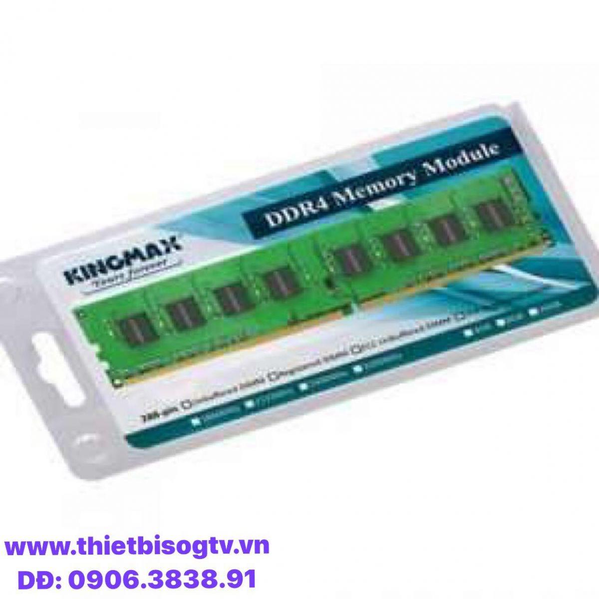 Bộ nhớ DDR4 Kingmax 4GB bus 2400