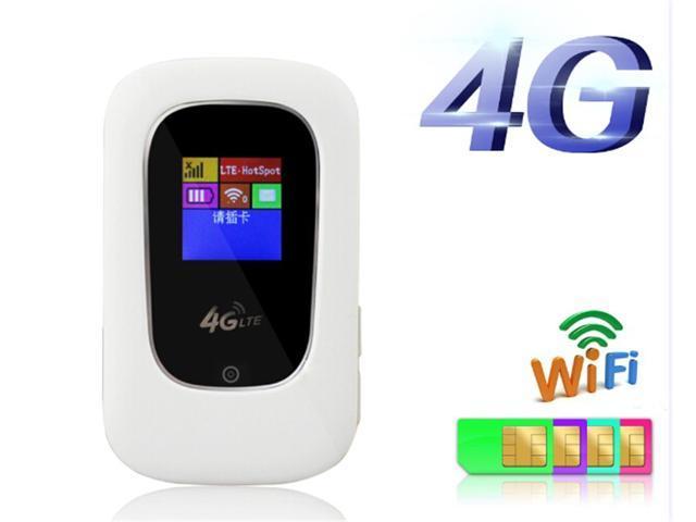 BỘ PHÁT 3G,4G LTE CÓ MÀN HÌNH