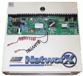 trung tâm báo cháy-Báo trộm NetworX NX-4